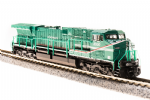 Broadway 3748 GE AC6000 with Sound and DCC - Paragon3 -- General Electric 6000 (Demonstrator)